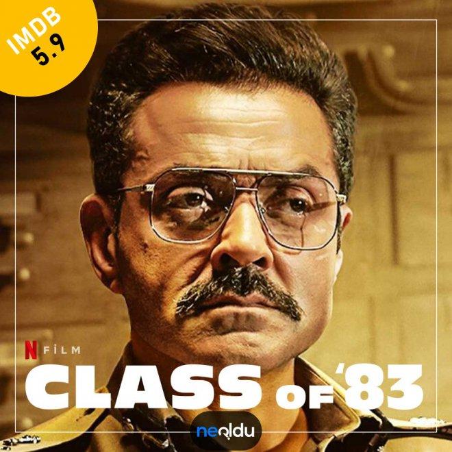Class of '83 (2020) – IMDb: 5.9
