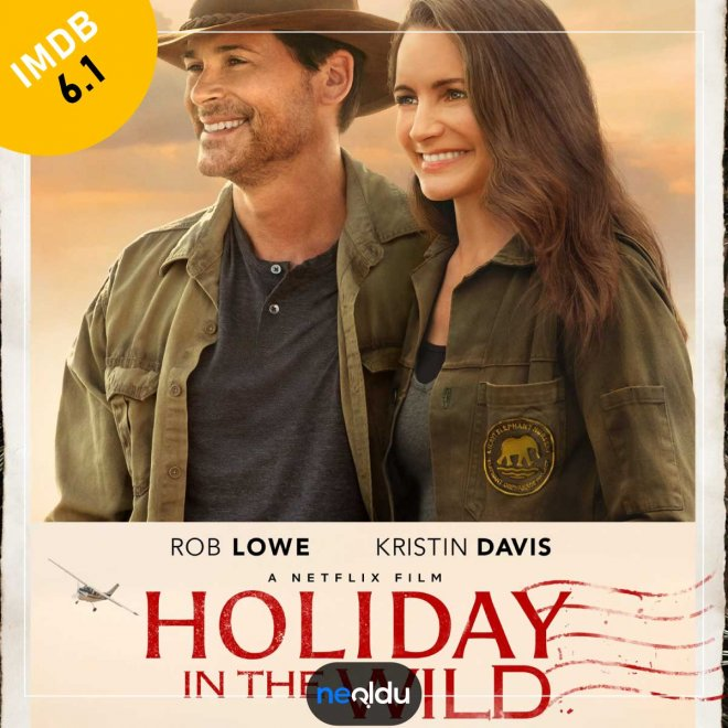 Holiday in the Wild (2019) – IMDb: 6.1