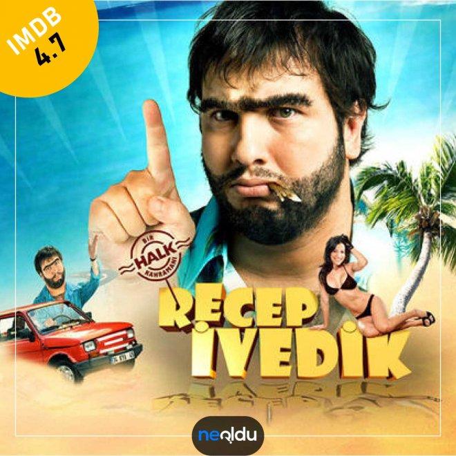 Recep İvedik (2008) – IMDb: 4.7