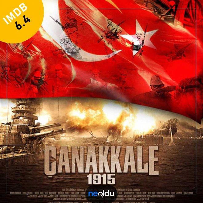 Çanakkale 1915 (2012) – IMDb: 6.4