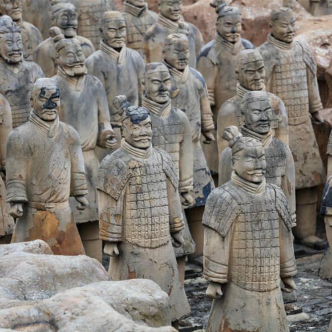 Birinci Qin İmparatoru Türbesi