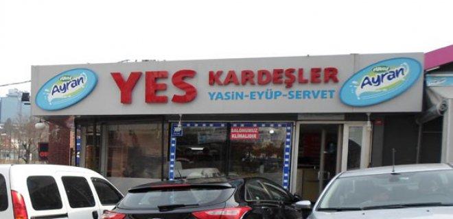 Yes Kardeşler Beşiktaş