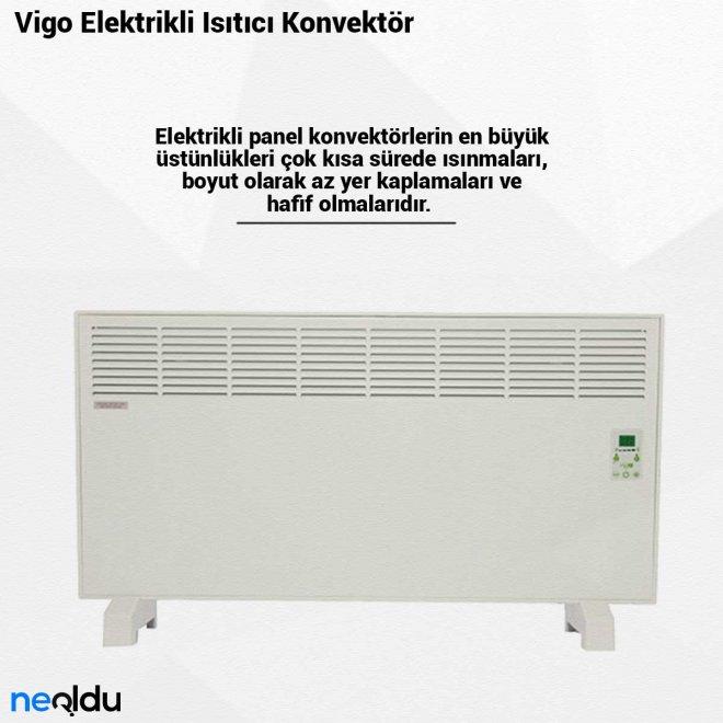 Elektrikli ısıtıcı