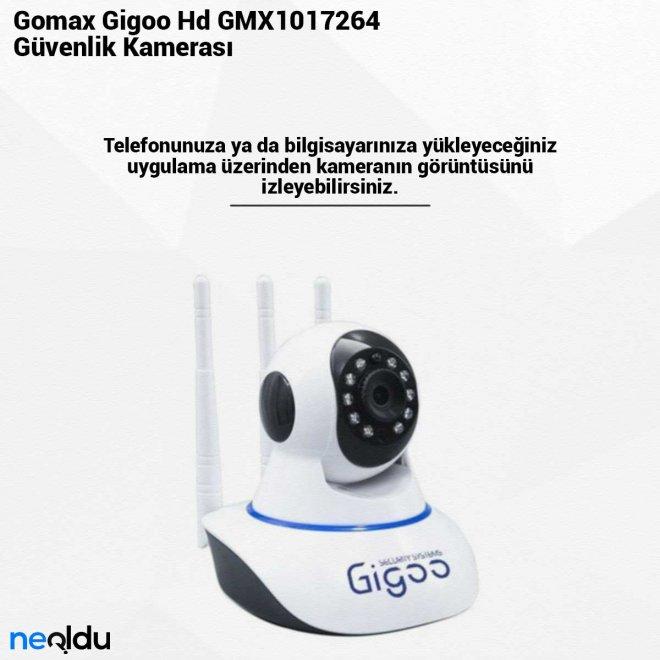 Gomax Gigoo Hd GMX1017264 Güvenlik Kamerası