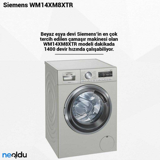 Siemens WM14XM8XTR