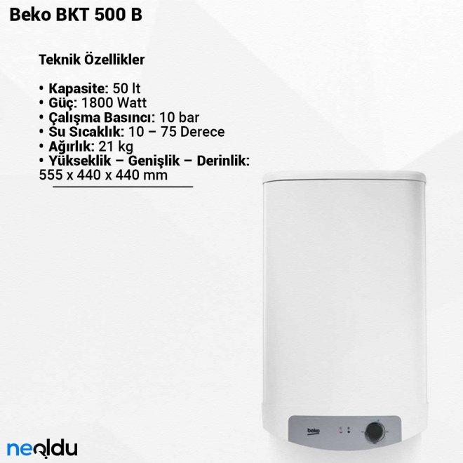 Beko BKT 500 B