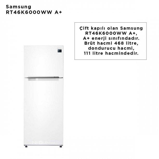 Samsung RT46K6000WW A+