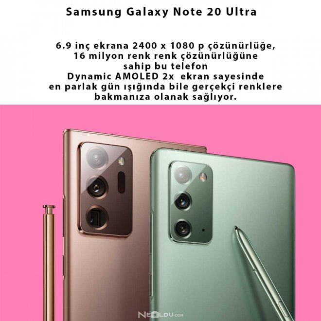 Samsung Galaxy Note 20 Ultra