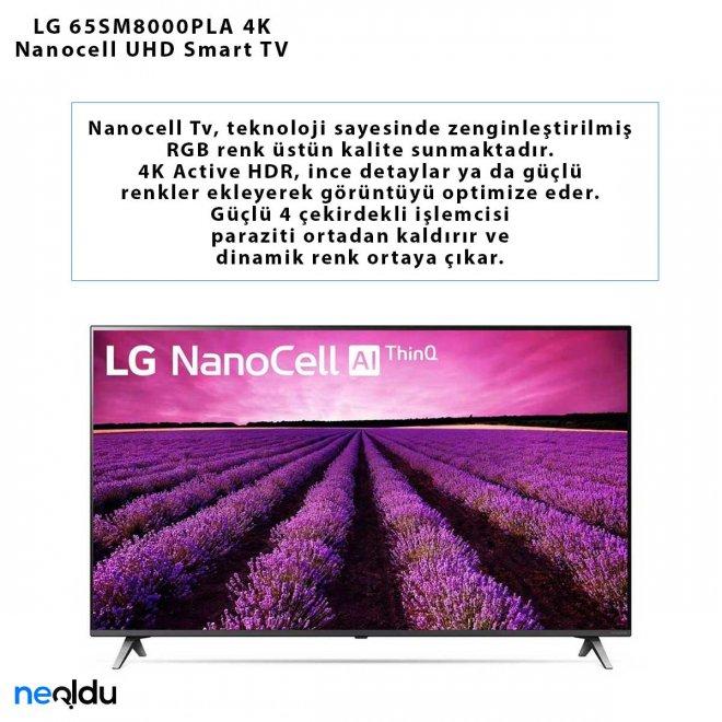 LG 65SM8000PLA 4K Nanocell UHD Smart TV