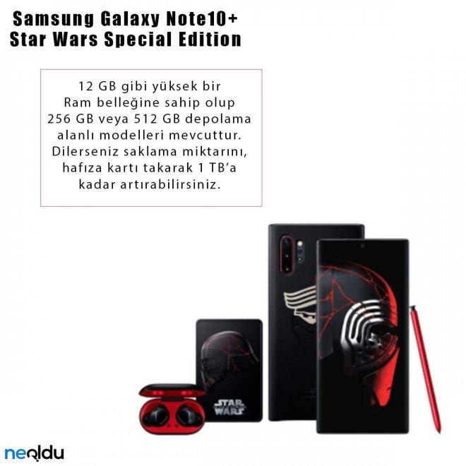 Samsung Galaxy Note10+ Star Wars Ram