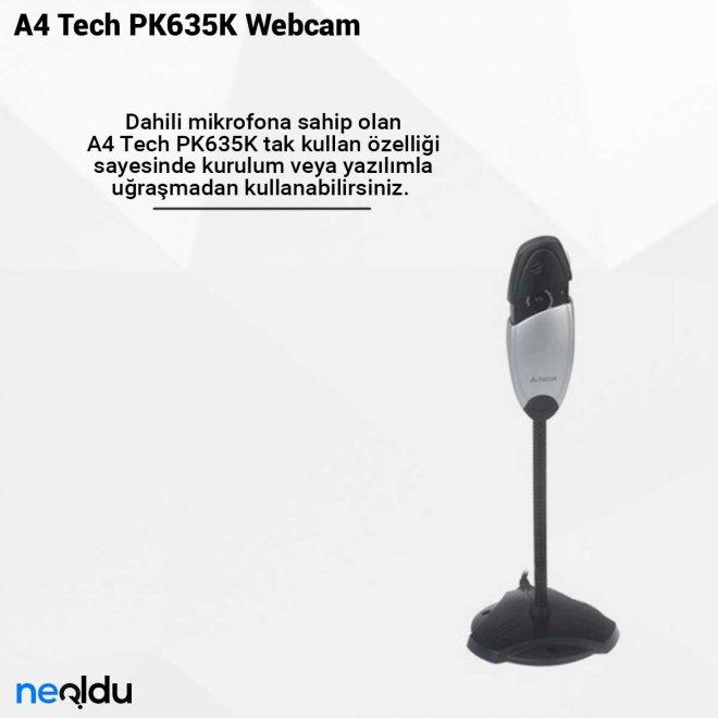 A4 Tech PK635K Webcam