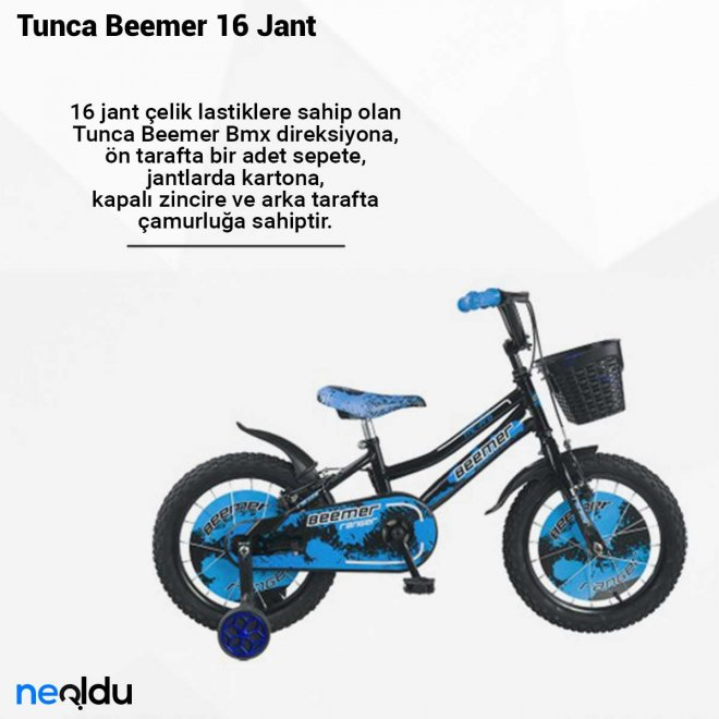 TuncaBeemer 16 Jant
