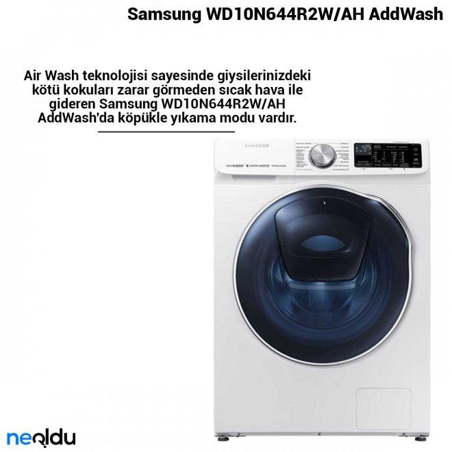 Samsung WD10N644R2W/AH AddWash