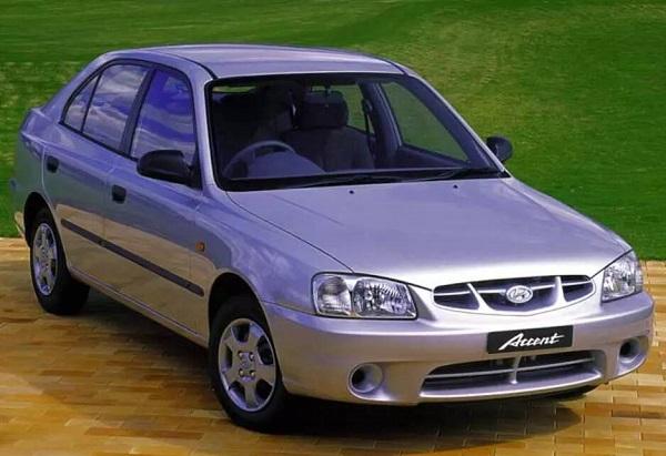 20 Bin TL Altına Alınabilecek Arabalar Hyundai Accent