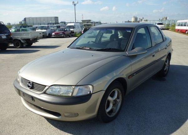 20 Bin TL Altına Alınabilecek Arabalar Opel Vectra