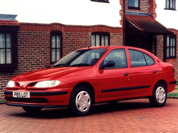 20 Bin TL Altına Alınabilecek Arabalar Renault Megane