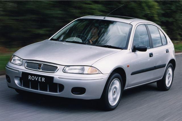 20 Bin TL Altına Alınabilecek Arabalar Rover 200