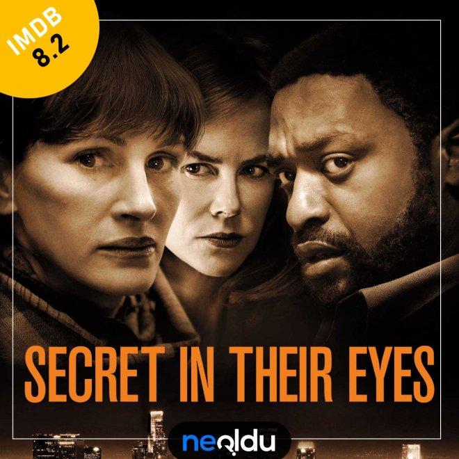 Secret Their Eyes (2015) - IMDb: 8.2
