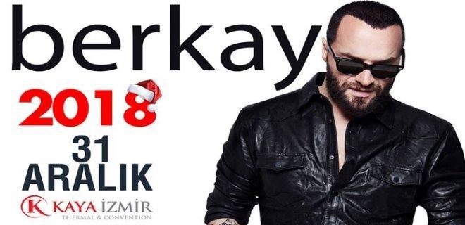 2018 Yılbaşıİzmir Kaya Hotel Thermal Berkay Konseri