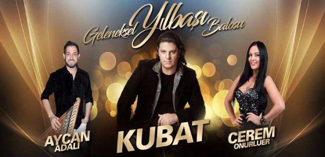 2018 Yılbaşı Azka Hotel Bodrum Kubat Konseri