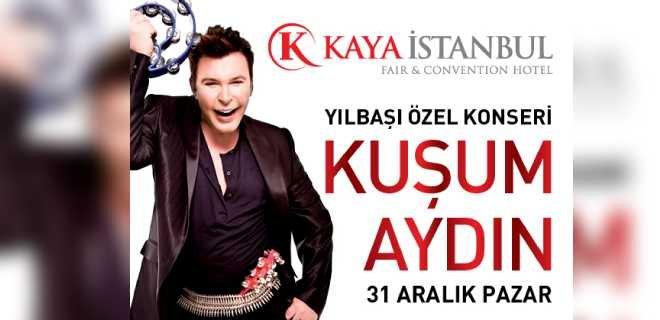 2018 Yılbaşı Programı Kaya İstanbul Convention Hotel Kuşum Aydın Konseri