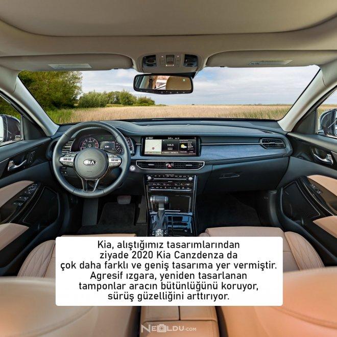 2020 Kia Candenza