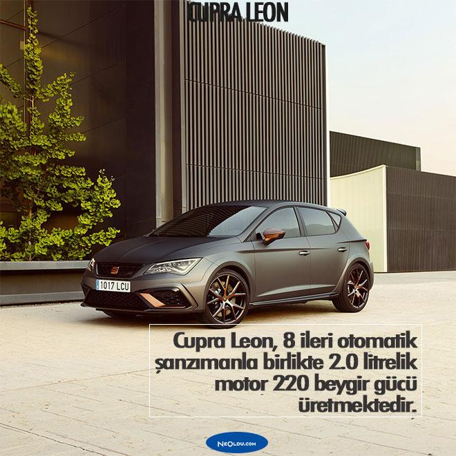 2020 SEAT Cupra Leon İnceleme