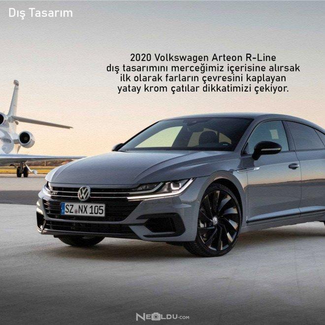 2020 Volkswagen Arteon R-Line