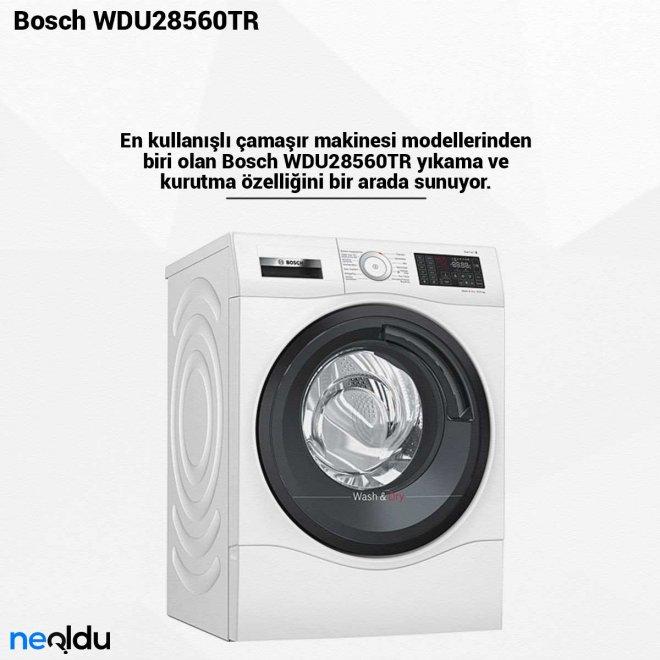 Bosch WDU28560TR
