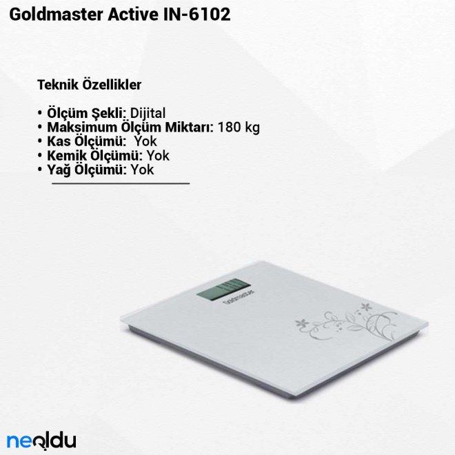 Goldmaster Active IN-6102