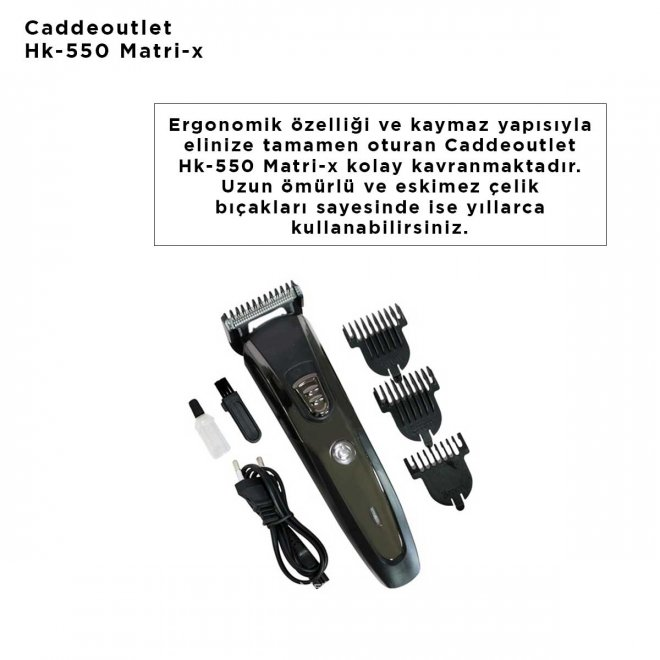 Caddeoutlet Hk-550 Matri-x