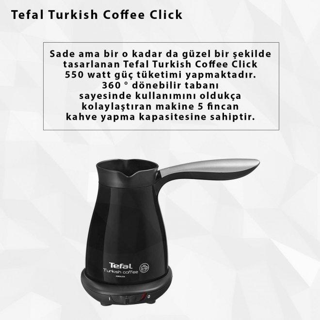 Tefal Turkish Coffee Click