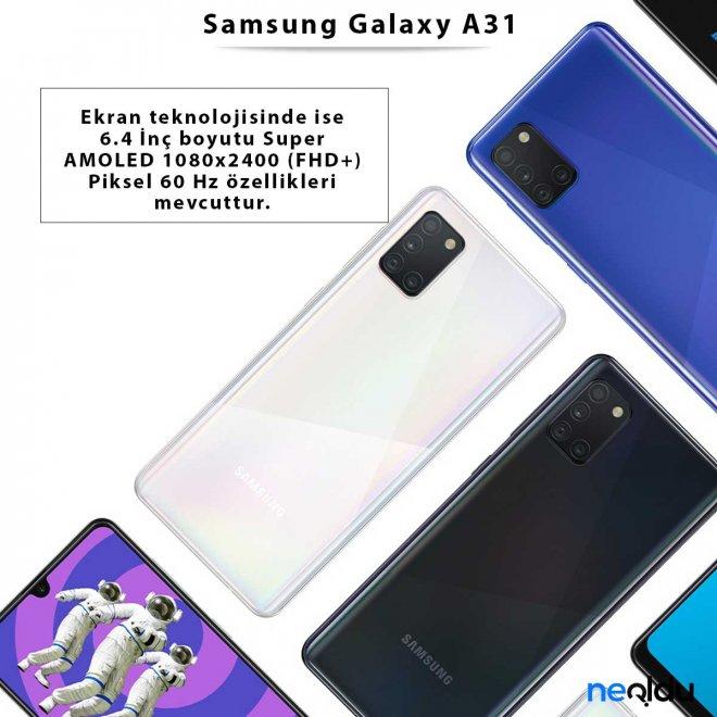 Samsung Galaxy A31 Ram