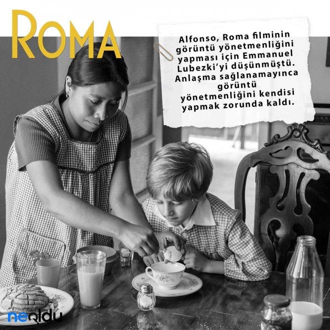 Roma filmi senaryosu