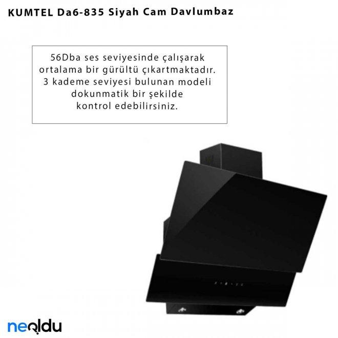 KUMTEL Da6-835 Davlumbaz
