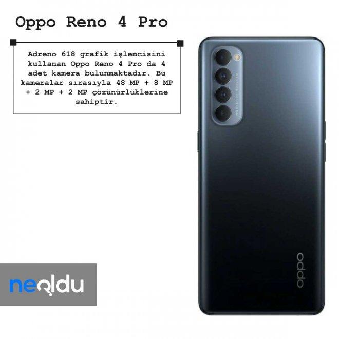 Oppo Reno 4 Pro grafik işlemcisi