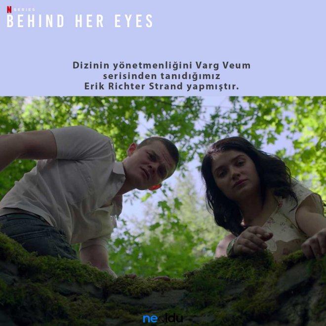 behind her eyes yönetmeni