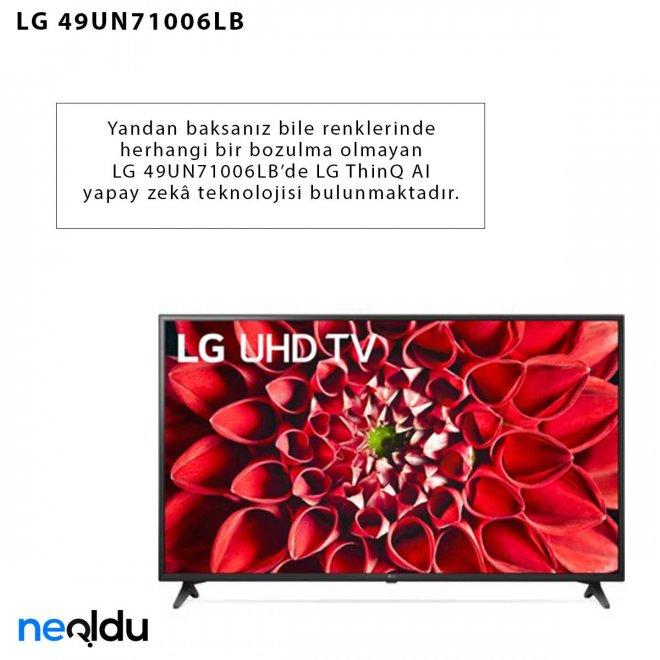 49 inç televizyon