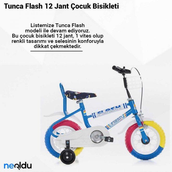 Tunca Flash 12 Jant Çocuk Bisikleti