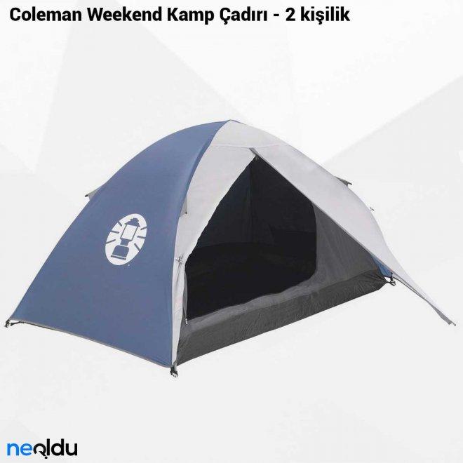 Coleman Weekend Kamp Çadırı