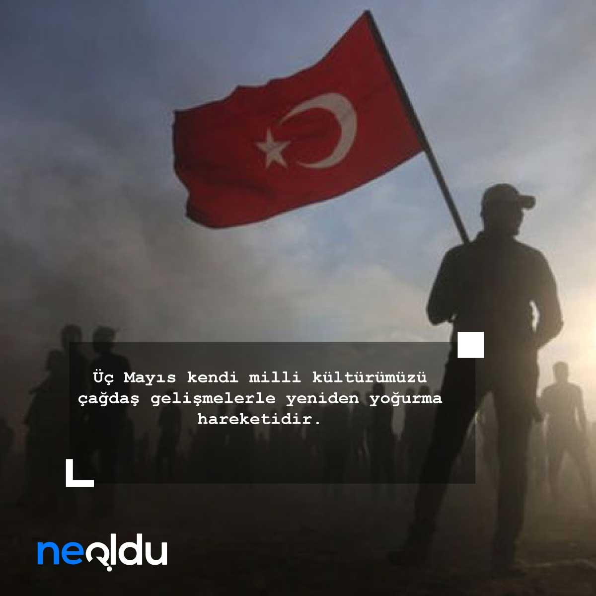 3 Mayıs Türkçülük Günü Sözleri