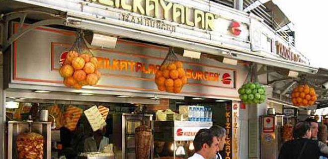 Kızılkayalar Beyoğlu