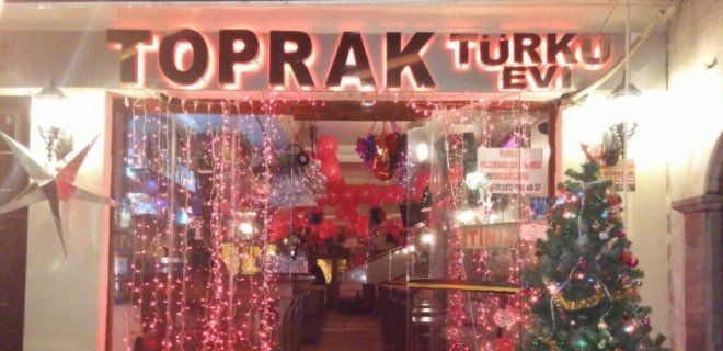 Toprak Türkü Evi Beyoğlu
