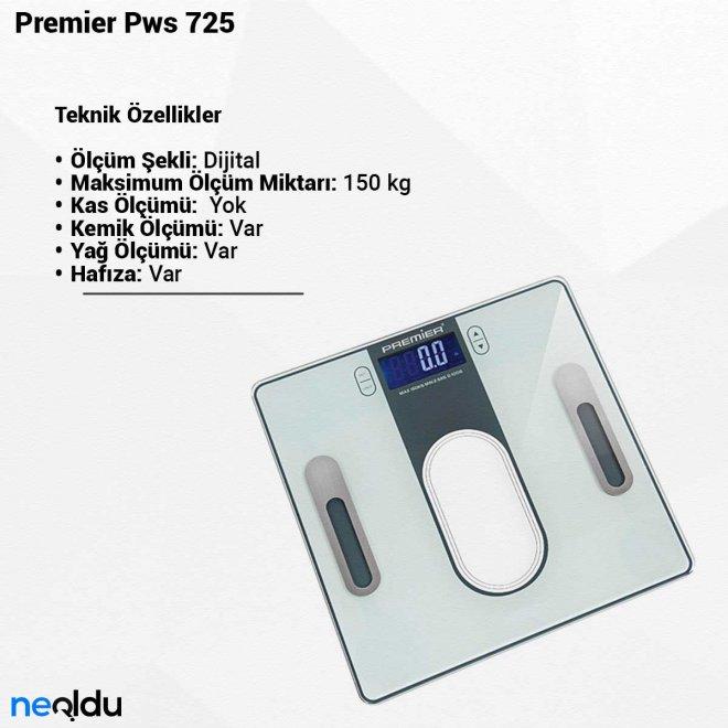 Premier Pws 725