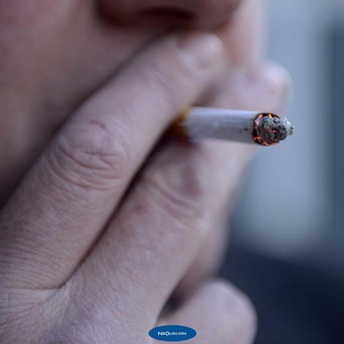 Sigara ve Koronavirüs Enfeksiyonu