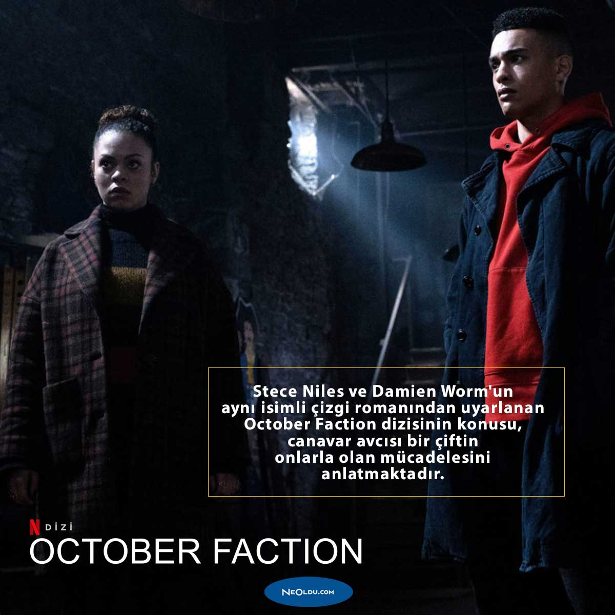 October Faction Dizisi