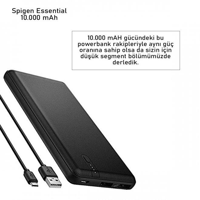 Spigen Essential 10.000 mAh