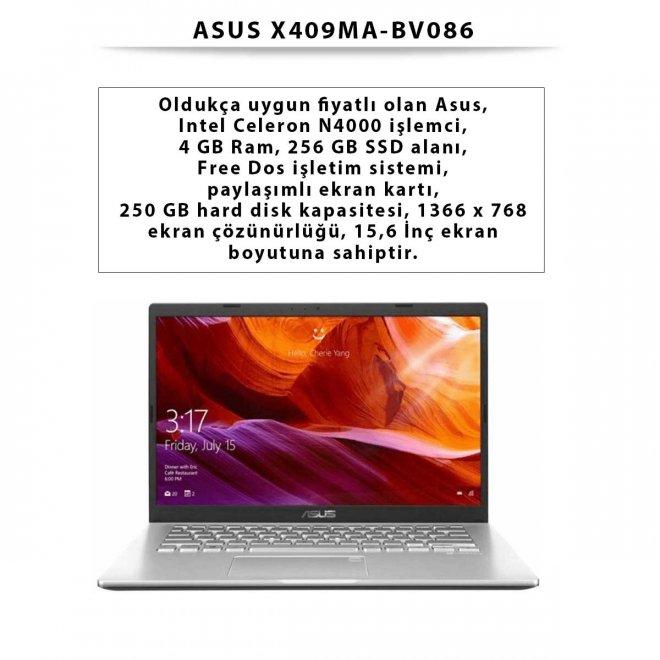 ASUS X409MA-BV086