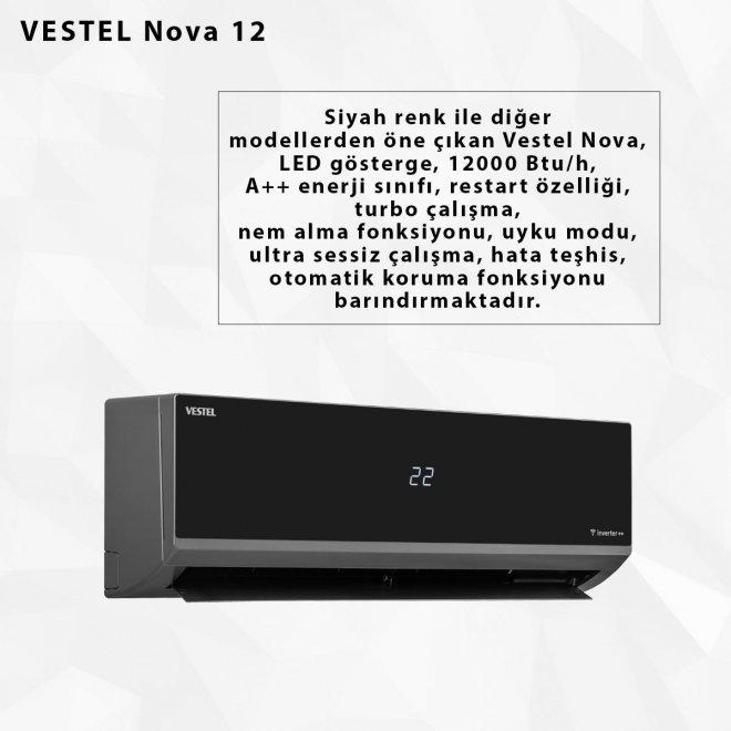 VESTEL Nova 12