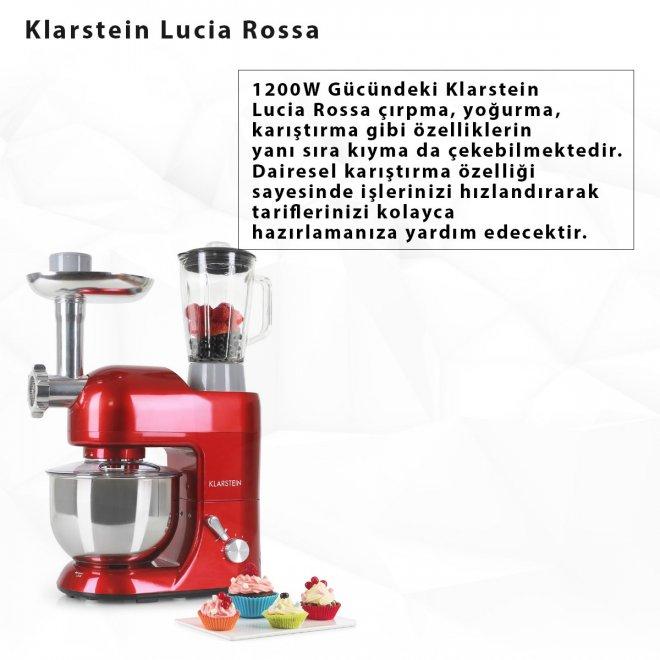 Klarstein Lucia Rossa